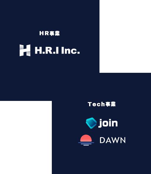 HR H.R.I lnc. TECH join,DAWN